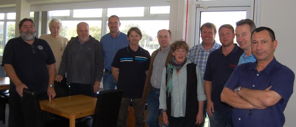Uk SCWG meeting at Grafham Water Sailing Club