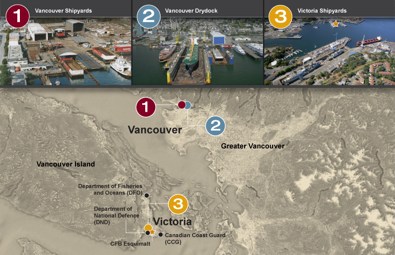 Seaspan's Vancouver Shipyards has completed its two year modernisation project ahead of schedule