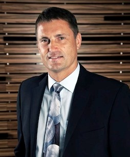 Philip Popham who has been appointed as the new CEO of Sunseeker