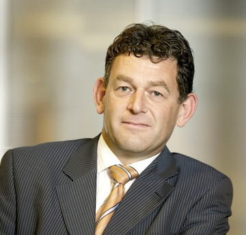 Fred van Beers who has been appointed as the new CEO of shipbuilder Blohm+Voss