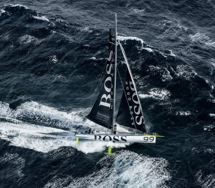 HUGO BOSS has been dismasted 370 nautical miles off the coast of Brazil and will take no further part in the Barcelona World Race
