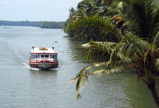 NDA promotes ambitious plan to develop Indian inland waterways