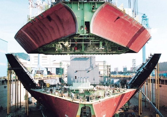 The Indonesian government to build 25 new ships