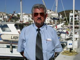 Capt E S Geary has been appointed as consultant and technical advisor for the proposed Gibraltar superyacht marina