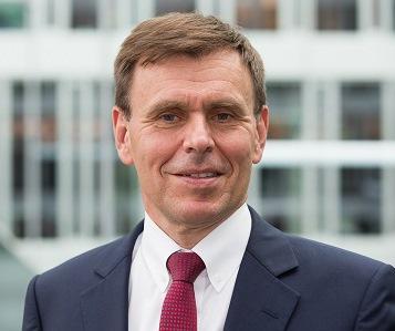 Tor E. Svensen, CEO DNV GL - Maritime