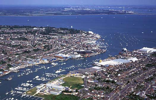 Camper & Nicholsons Marinas are to be involved in the £50 redevelopment of Victoria Quay in Cowes. Photograph courtesy of Patrick Eden