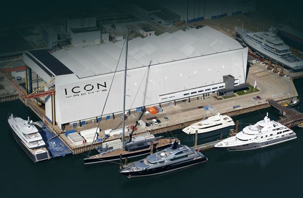 Dutch superyacht builder, ICON Yachts, has said it has won a contract to build an 80 plus metre vessel, the largest in the company's history