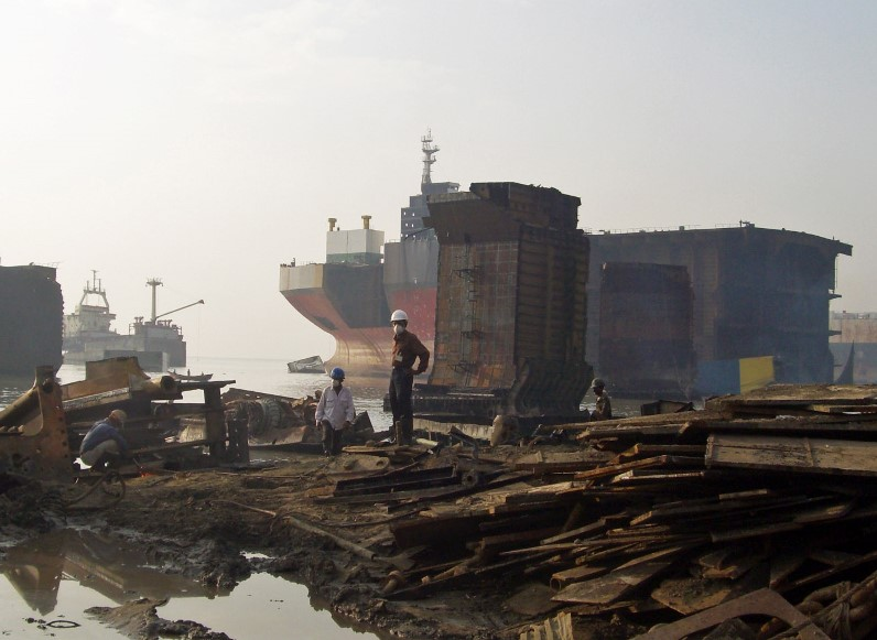 The IMO and Bangladeshi Government has agreed to collaborate to improve ship recycling standards