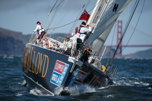 What does it take to prepare the Clipper race fleet and what goes on behind the scenes?