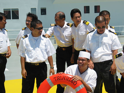 Shortage of ship officer crew receding according to the latest findings from Drewry