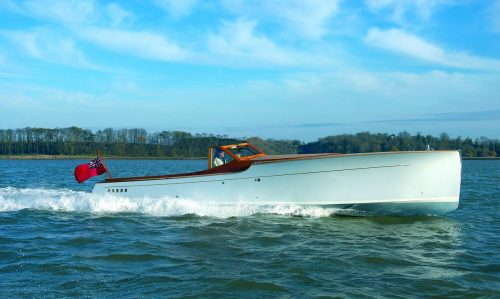 Spirit Yachts plan to show the new P40 at Cannes and also at the Monaco Yacht Show