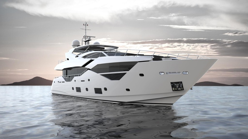 Sunseeker reports that its next generation of luxury yachts is now in production