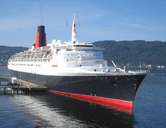 That famous old ship, the QE2, could be heading back to Scotland if a local working group gets their way