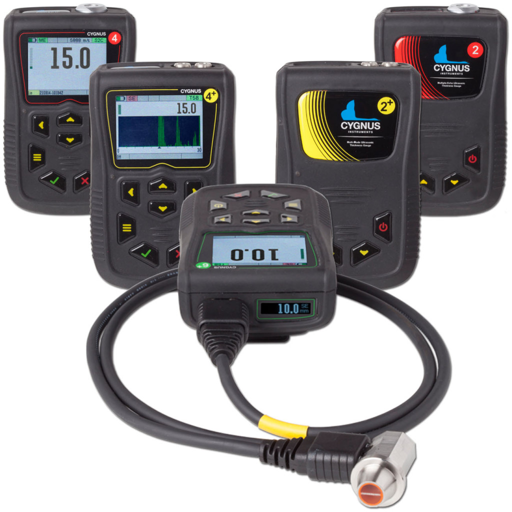 The new MK5 range of thickness gauges by Cygnus Instruments has captured the attention of the Red Dot Awards and the company has been awarded an 'Honourable Mention'