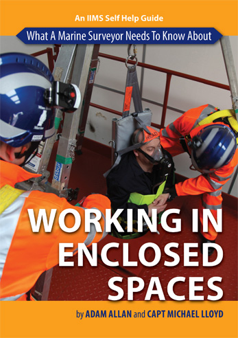 What a marine surveyor needs to know about working in enclosed spaces