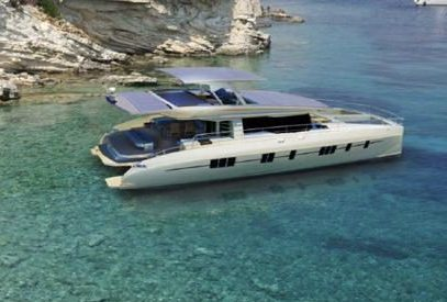 Solarwave Yachts and NEDSHIP have collaborated to create what they claim is the first emissions free luxury yacht