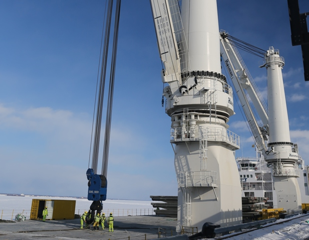 Japan P&I Club has issued a Bulletin about crane operations and reasons for failures