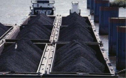 Shipping coal can be a hazardous and dangerous process