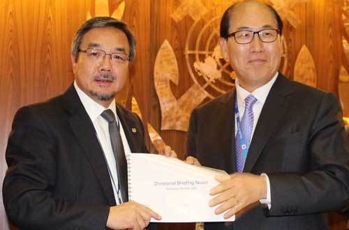 Kitack Lim is confirmed as the next Secretary General of IMO