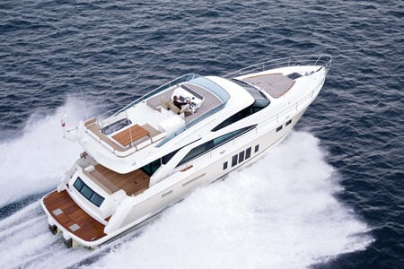 The future of Fairline Boats is uncertain following the announcement that the company has finally gone into administration