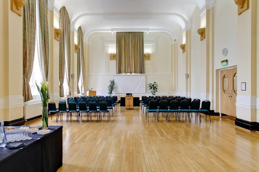 Herringham Hall, Regent's University, is one of several lovely venues IIMS has chosen for its 25th Anniversary London Conference 2016