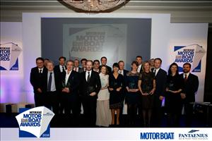 Winners of the 2016 Motor Boat Awards