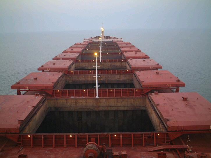 Swedish P&I Club makes new proposals following an accident caused by leaking hatch covers