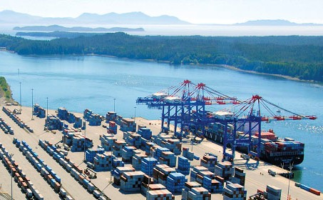 New plans revealed by the Port of Prince Rupert show that 5,000 new jobs could be created