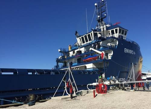 Harvey Energy. Image courtesy of Harvey Gulf