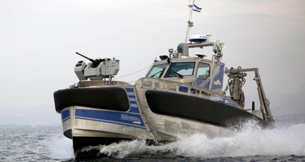 Seagull is a new unmanned surface vehicle system craft launched by Elbit Systems