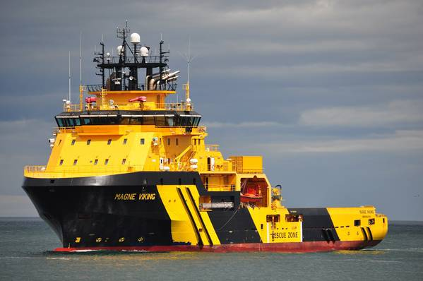 AHTS Magne Viking is in compliance with the new IMO Polar Code following a survey by DNV GL