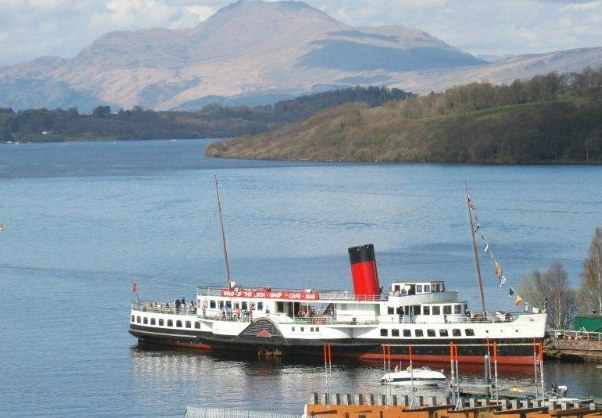 The march to rebuild the Maid of the Loch is finally underway