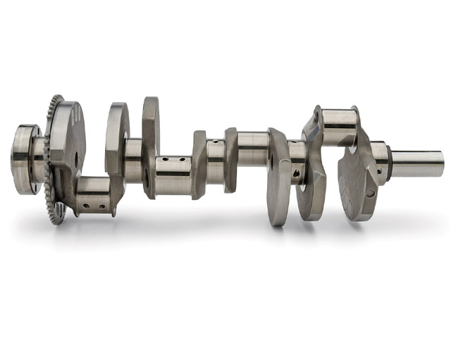 Understanding engine crankshaft deflection measurement will aid a diagnostic engineer