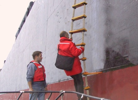 The maintenance of pilot ladders remains a concern says The Shipowners P&I Club