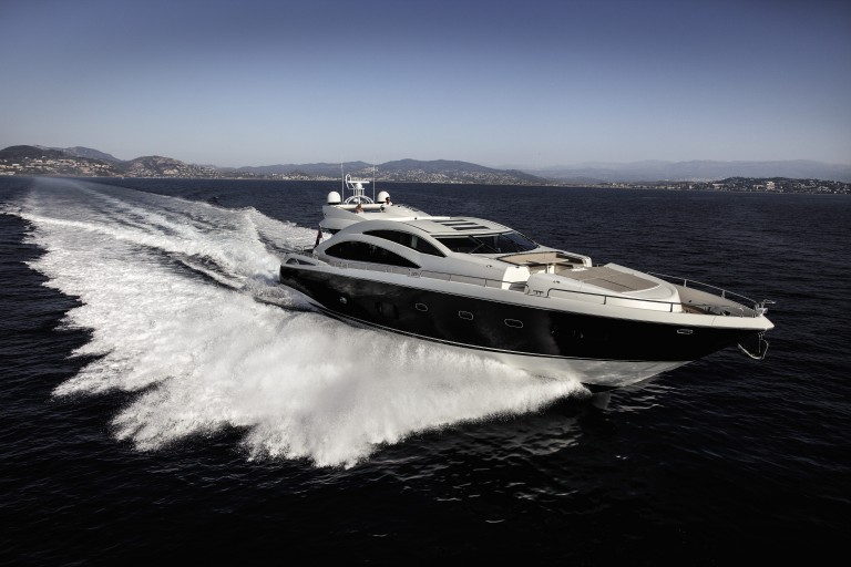 Sunseeker confirms it will use the vacuum bagging technique on its yachts