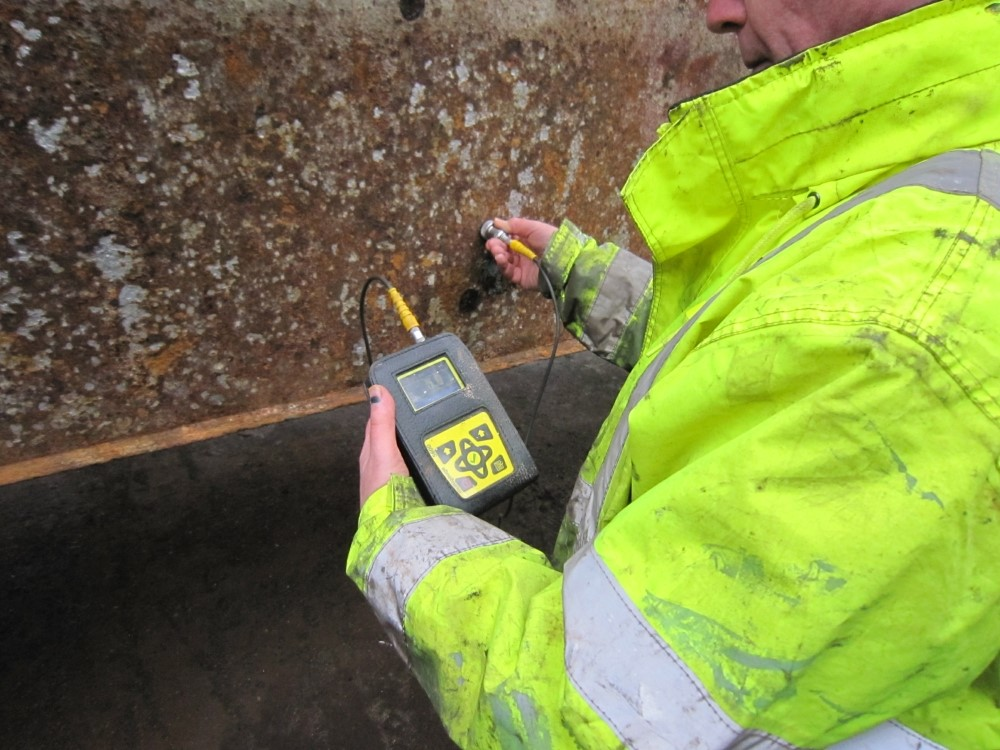 Tritex NDT has announced the launch of the new Multigauge 5650 surveyor thickness gauge specially for marine surveyors