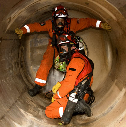 Enclosed space risks are vexing and remain a topic of concern