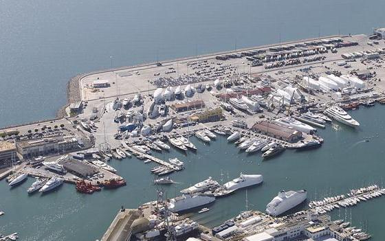 Eight marine businesses have joined forced to form The North Dock in Palma