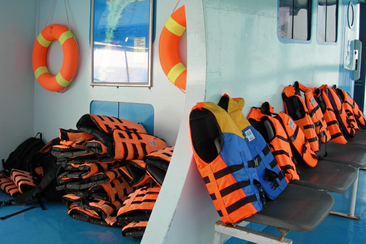 Will these life jackets meet the MED Directive? The consultation is open