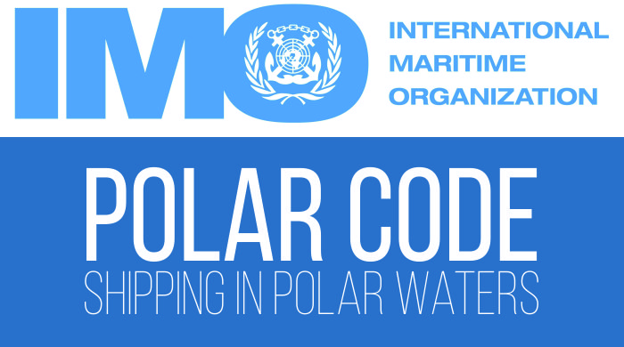 The IMO Polar Code regulations come into force in January 2017