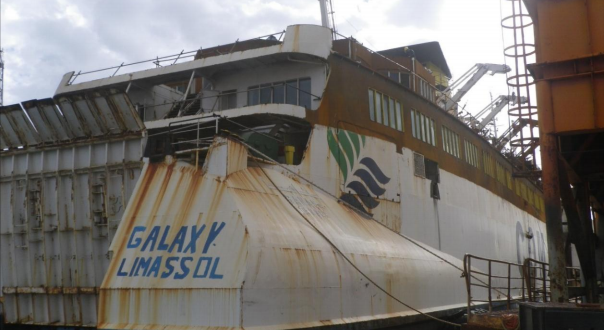 Fatal incident on ro-ro passenger ferry GALAXY report published by Transport Malta