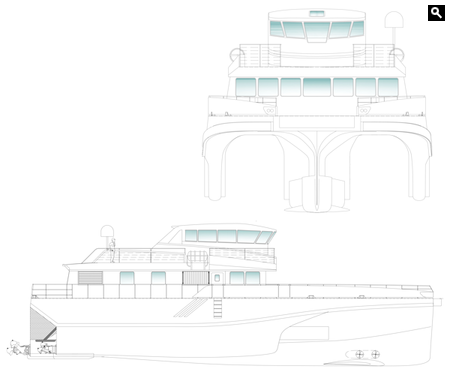 VEKA Group set to build the world's first hybrid trimaran workboat