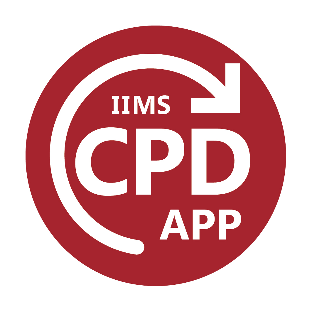 IIMS launches a new Continuing Professional Development App for