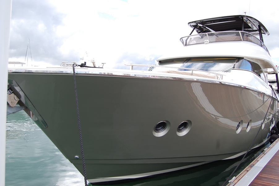 Global boat industry sales grew by 4.4% in 2016 over 2015