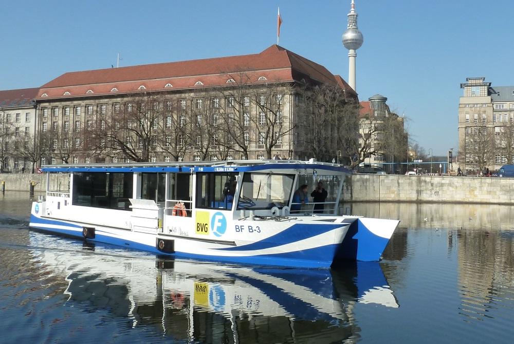 Ostseestaal is exploring solar powered, electric vessel technology