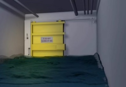 Gard has released a presentation and video about watertight doors