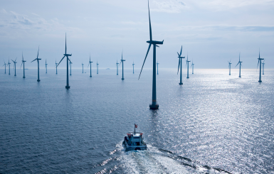 The offshore wind power industry is set to experience rapid growth in the next few years