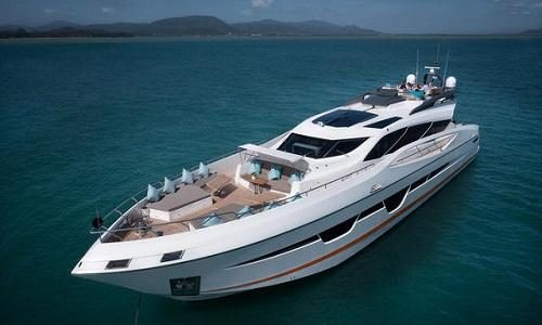 The first two 105HT superyachts have been delivered by Turkish yard Numarine