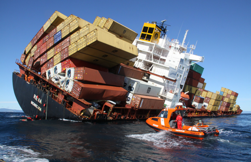 The CSS Code provides an international standard to promote the safe stowage and securing of cargoes
