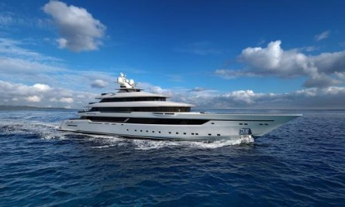 Something new and exciting - an 80 metre superyacht from Columbus Yachts